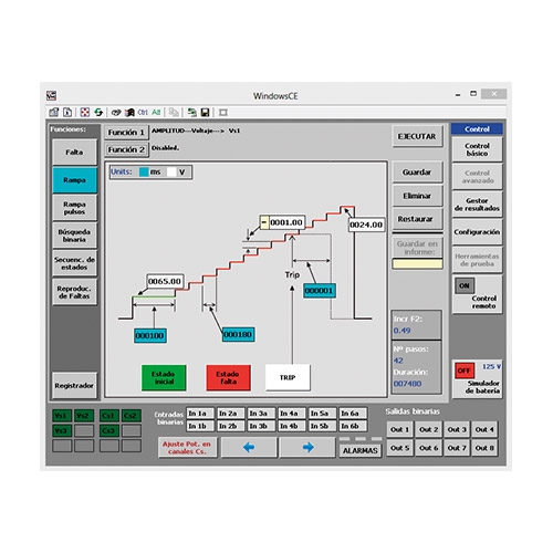 Mentor-12 universal relay testing system - EuroSMC
