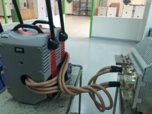 Soluciones para Pruebas de Interruptores