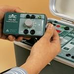 Accesorio PTE-FCF para prueba de relés