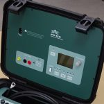PTE-FCN relay testing voltage source