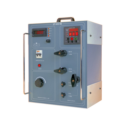 primary test equipment