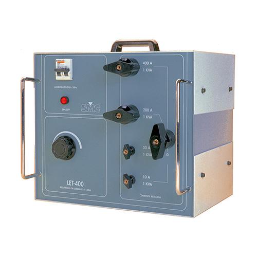 primary test equipment