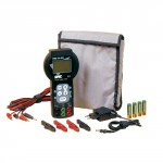 PME-20-PH electrical substation maintenance phase angle meter