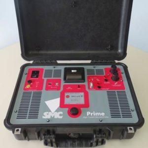 Micro óhmetro dinámico PRIME 600