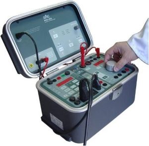 secondary injection testing PTE-100-C