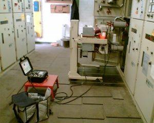 equipo de pruebas de interruptores pme-500-tr
