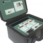 PTE-50-CE Pro single phase relay tester