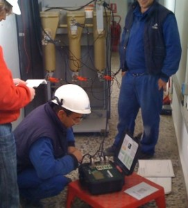 contact resistance test pme-500-tr
