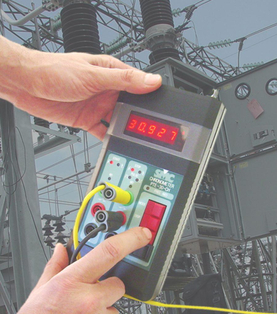 EuroSMC PTE-30-CH chronometer timer