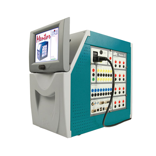 Protective relays: portable equipment for testing protection